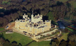 Belvoir Castel, ancestral home of the Dukes of Rutland
