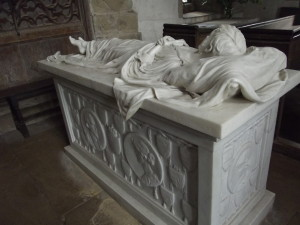Lord Haddon's Tomb (photo by Elliott Brown, Creative Commons license)